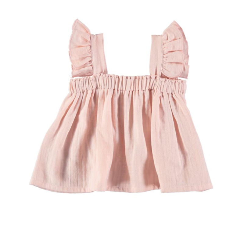 【liilu 】ZOE TOP - pale pink