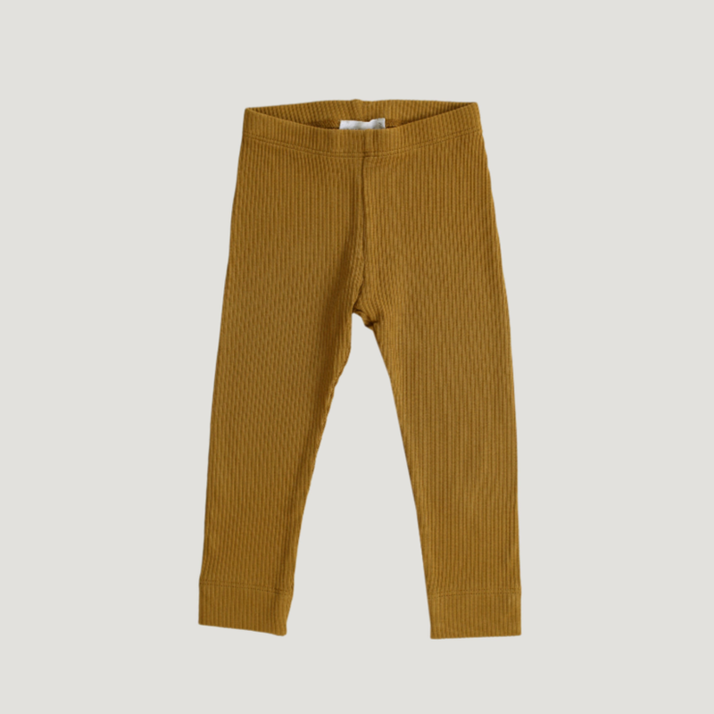 【Jamie Kay】 Cotton Essentials Legging goldenmustard