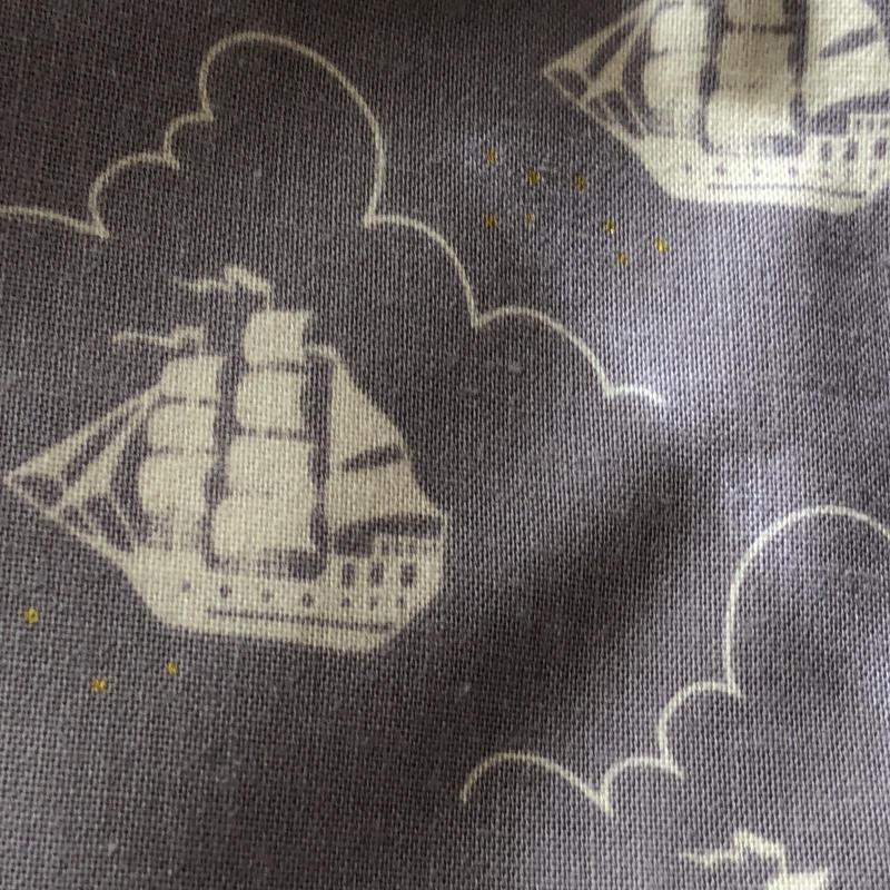 マイケルミラー  帆船