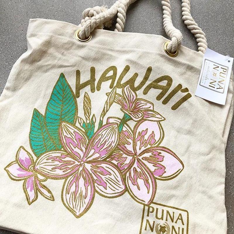 SALE  ホールフーズ&プアノニ ハワイコラボ  バッグ