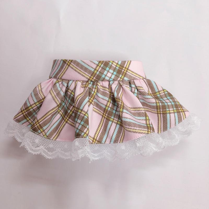 ♡ぐるみちゃん♡ピンク♡スカート♡