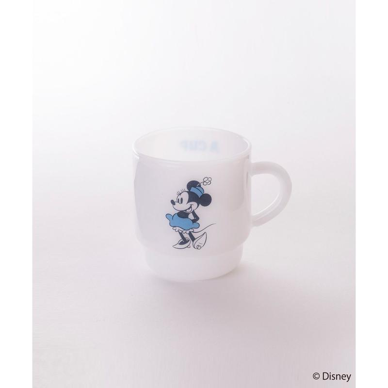 【MILKWARE】 STACKING MUG MINNIE MOUSE