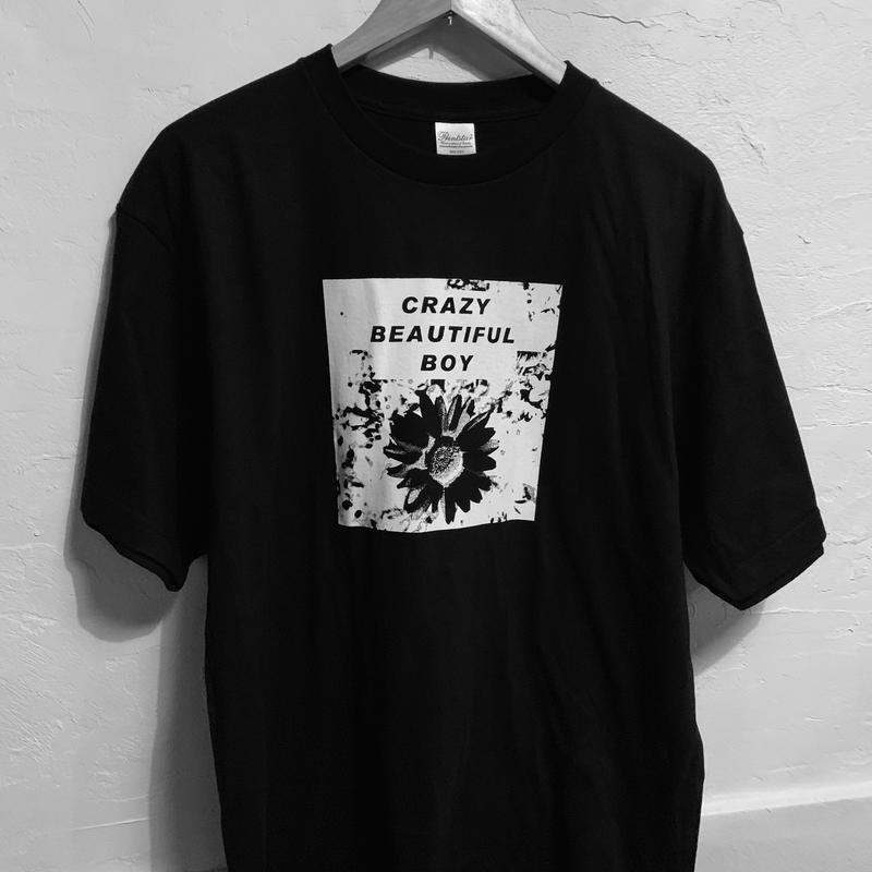 CRAZY BEAUTIFUL BOY Tシャツ