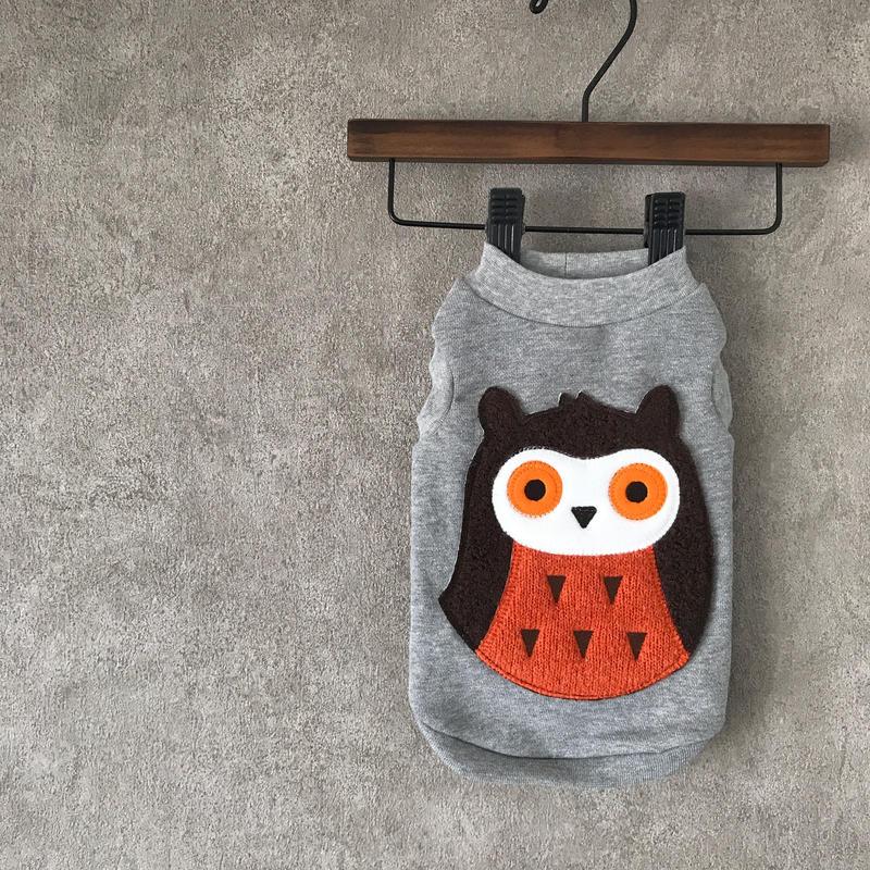 OWL tops . [ gray ]