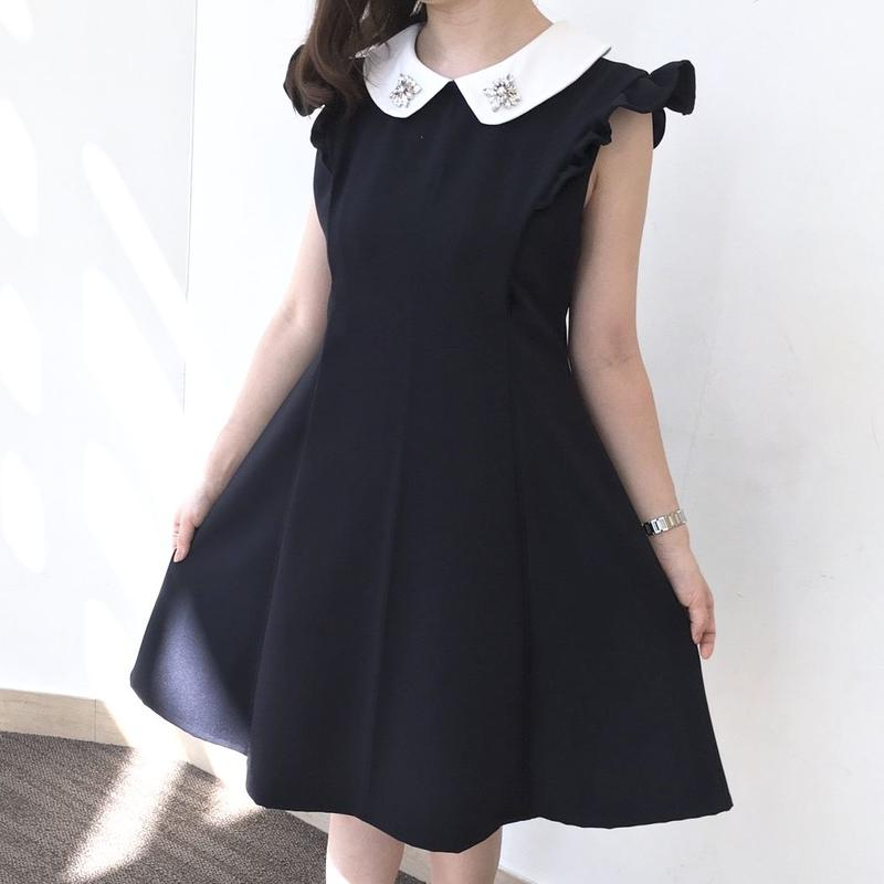 Diamond lily Dress