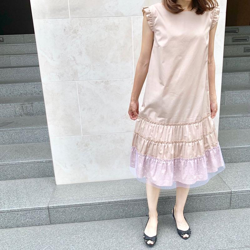 Summer Petit  Frill Dress
