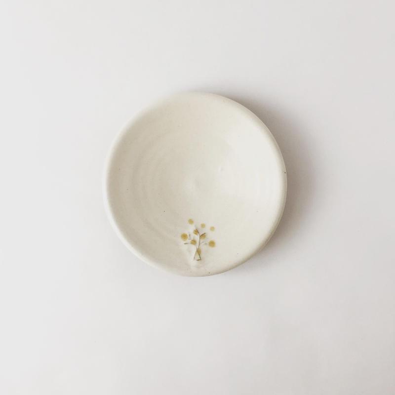 3寸皿(ぽわぽわ木)