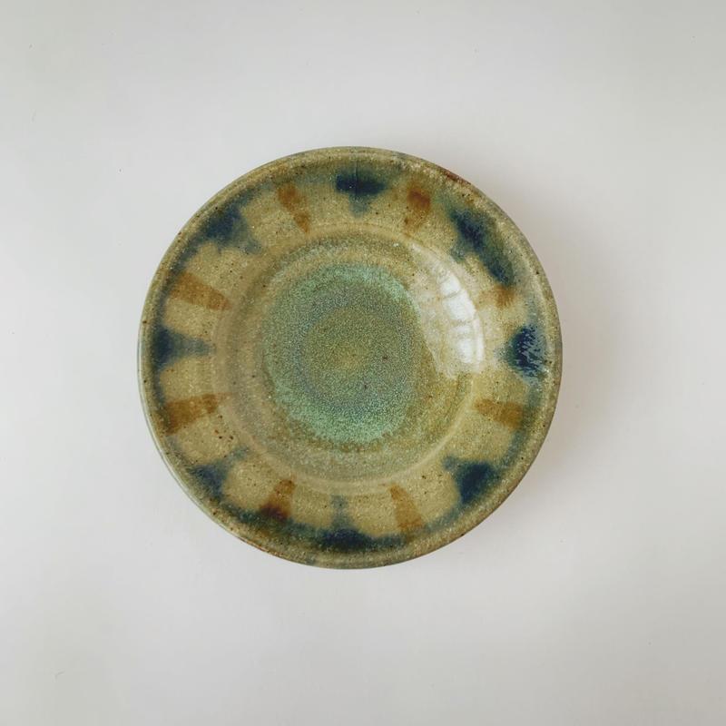 小皿(やちむん)