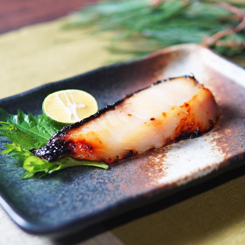 銀鱈[西京漬け]8切