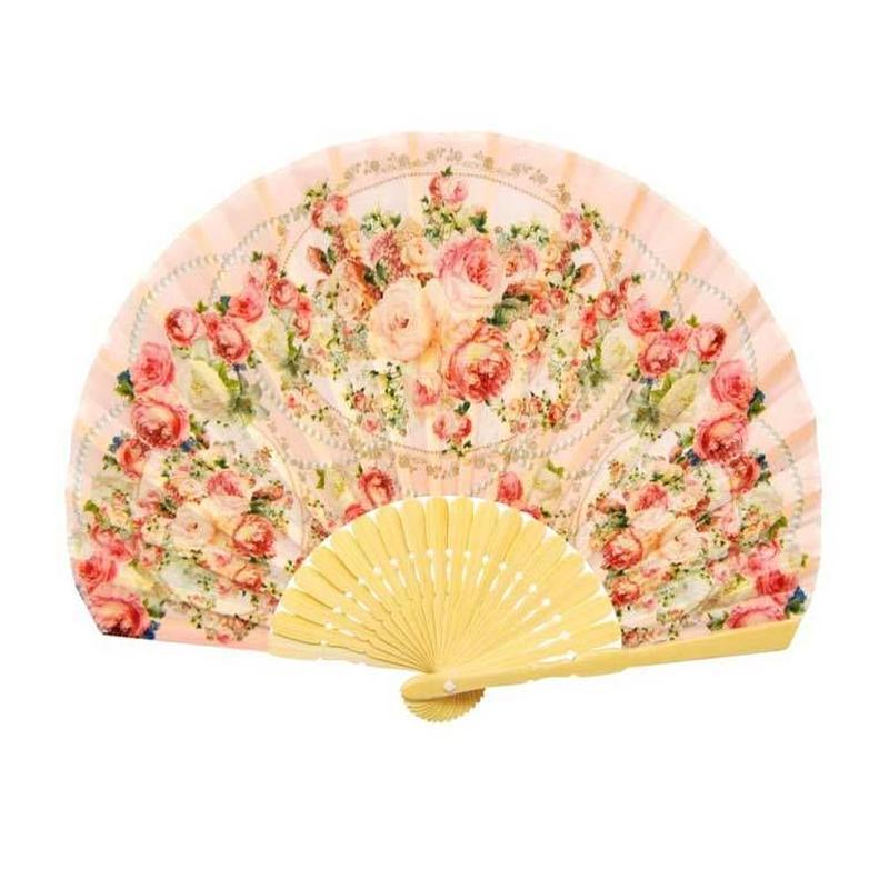 【扇子】ミオラローズピンク 商品番号:am-cse-2032