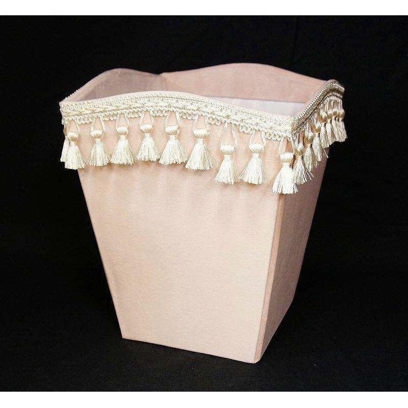 ジェニファーテイラー  ダストボックス ベロア ピンク  品番:vv-32909db
