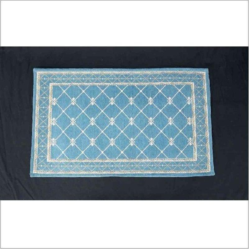 【予約商品】マット(50×80)・ブルー 商品番号:vv-41101mt-bl