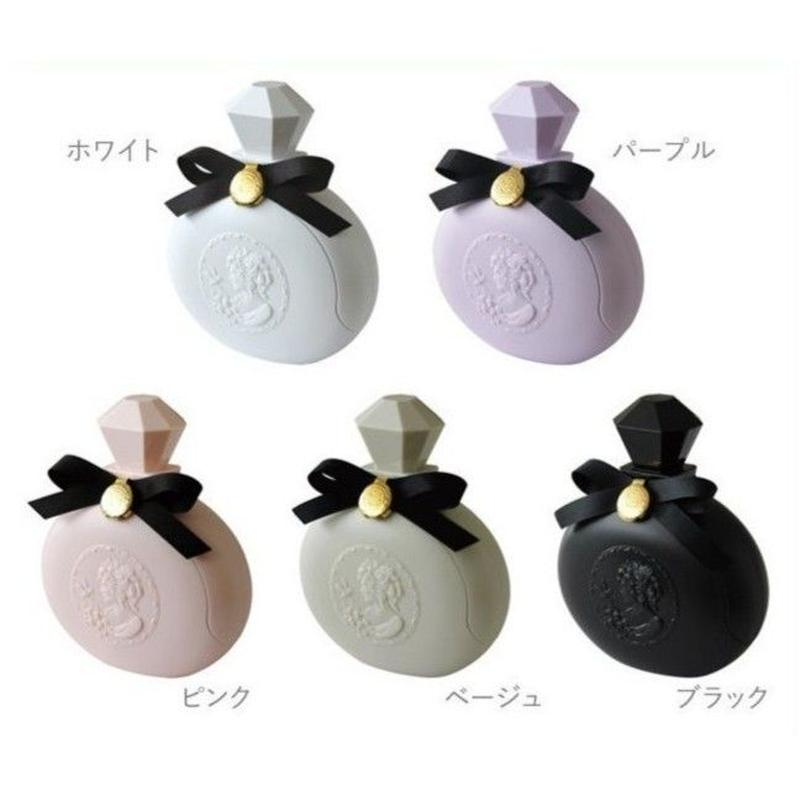 Parfait 香水瓶型の可愛いコロコロ (クリーナー) 5色 hk-2336-(WH,PA,PK,BE,BK)