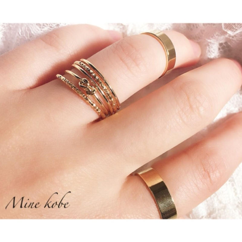 7set tie ring