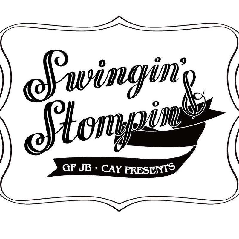 Gentle Forest Jazz Band × CAY Presents 『SWINGIN' & STOMPIN'』 Vol.12@青山CAY 「着席チケット」