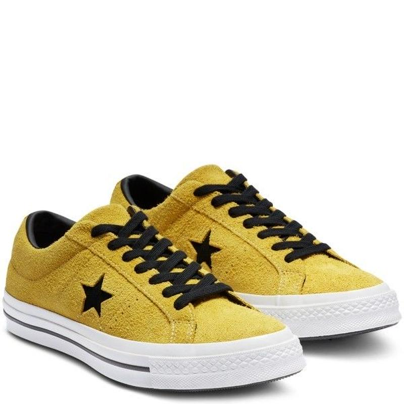 One Star DARK STAR YELLOW 163245C