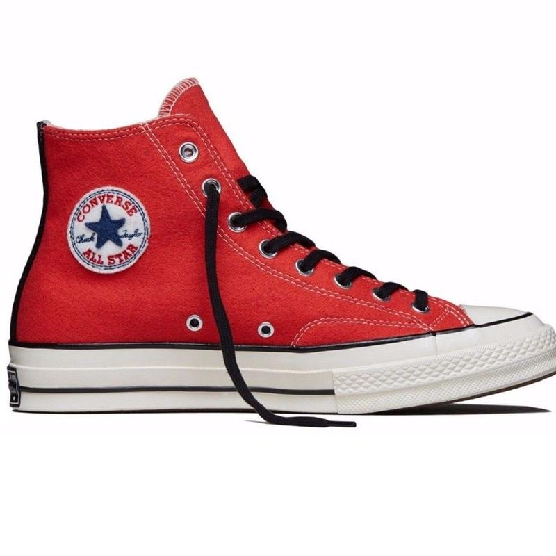 [CONVERSE] Chuck Taylor All Star 1970`s HI (WOOL RED)153982C