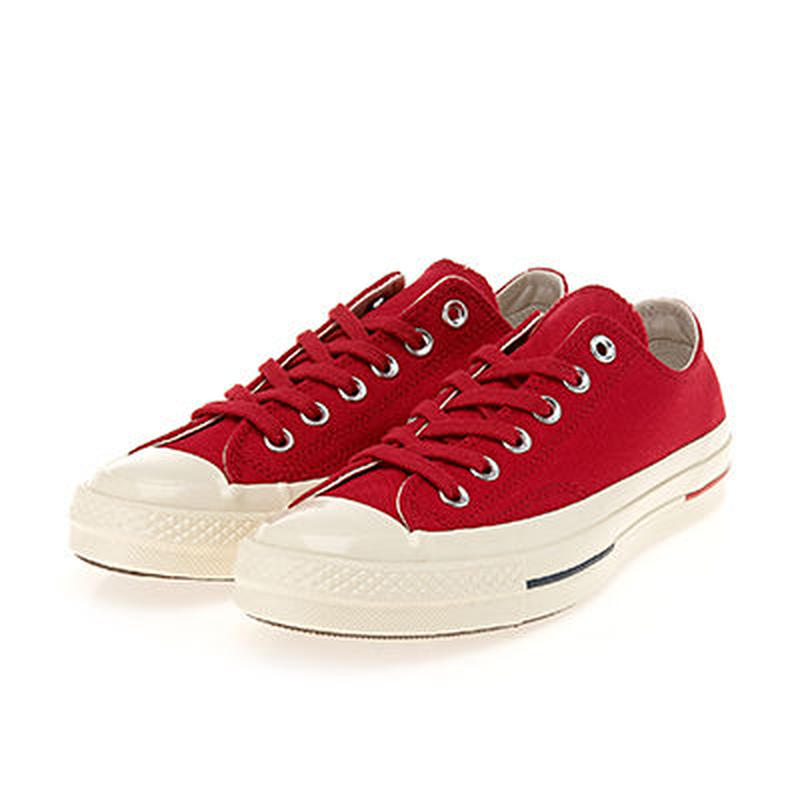 [CONVERSE] Chuck Taylor All Star 1970`s LOW Gym Red 160493C