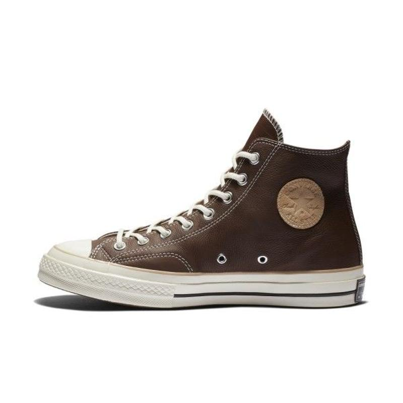 [CONVERSE] CHUCK TAYLOR ALL STAR 1970`s HI boots Leather  chocolate 162394C