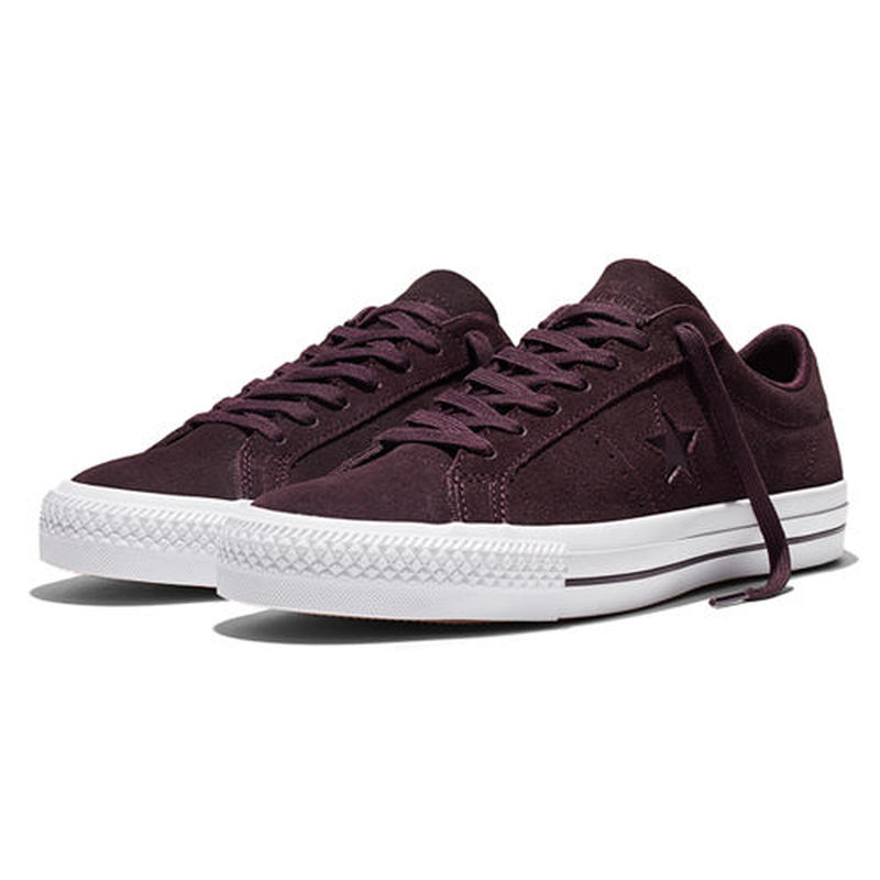 CONVERSE ONE STAR OX Burgundy CONVERSE ONE STAR OX Burgundy 151422C
