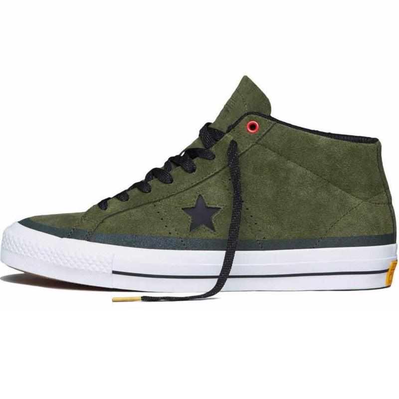 CONS One Star Pro Hairy Suede MID 153474C