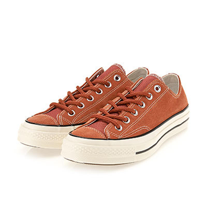 [CONVERSE] CHUCK TAYLOR ALL STAR 1970`s LOW Suede ORANGE 162999C