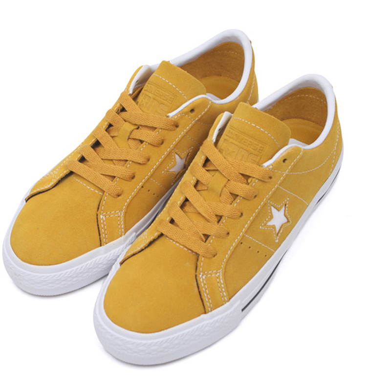Converse one star pro - mineral yellow 159511C