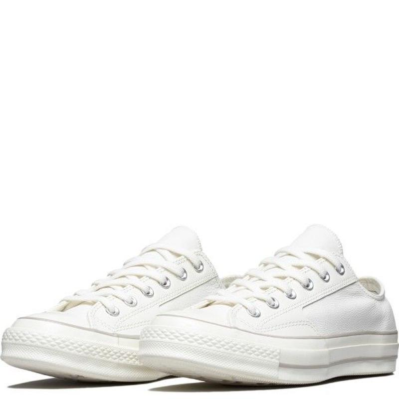 [CONVERSE] Chuck Taylor All Star 1970`S LUX LEATEHR WHITE 163329C