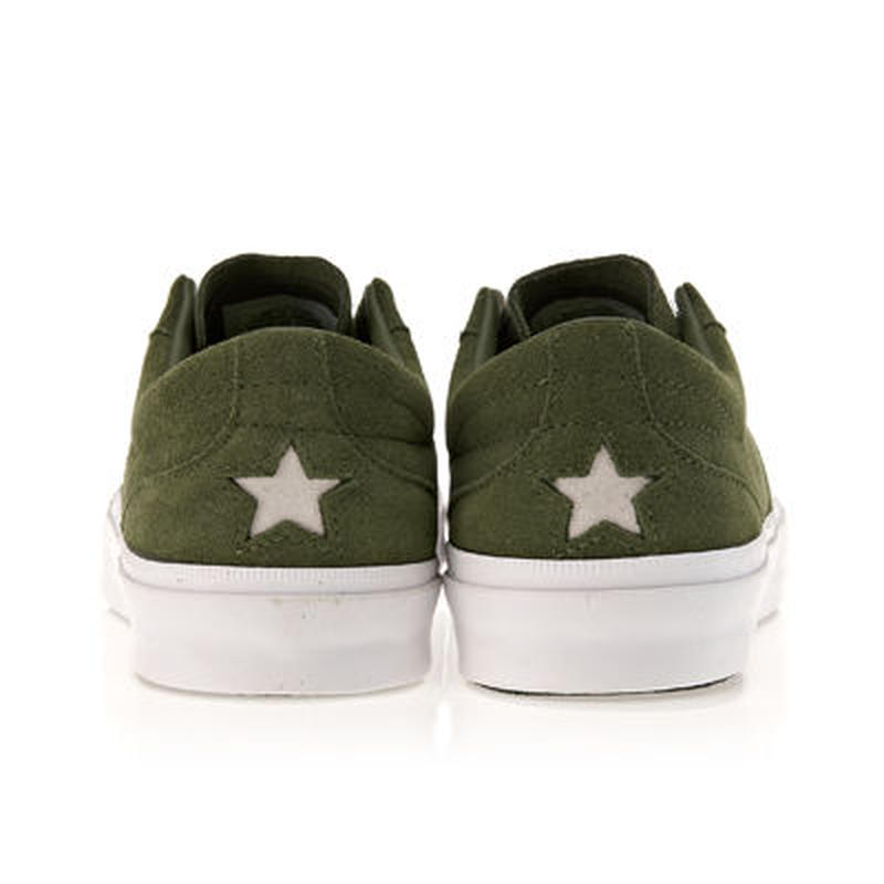 One Star CC Hairy Suede Herbal 157902C