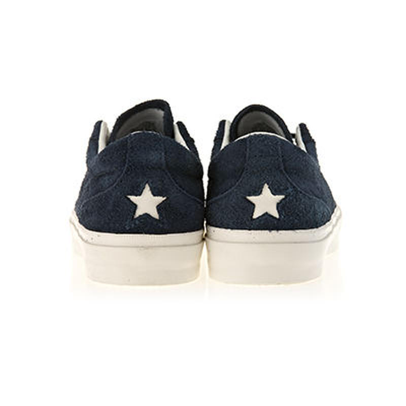 ONE STAR CC Hairy Suede-NAVY 155625C