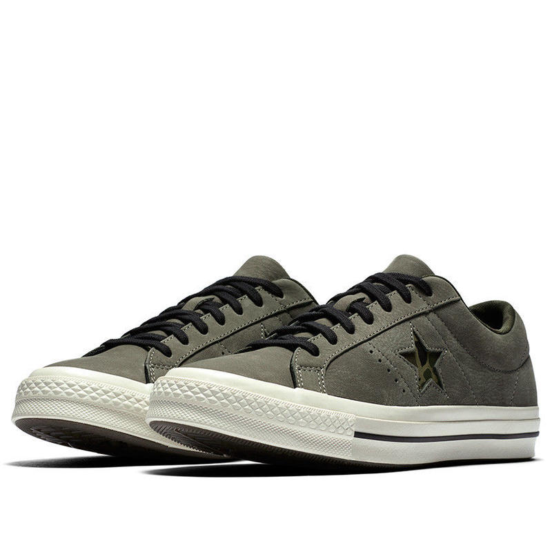 ONE STAR CAMO LOW Dark Stucco 159581C