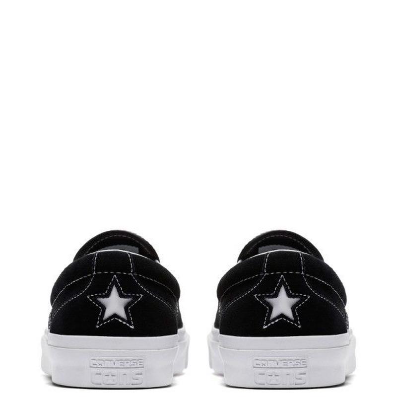 CONVERSE ONE STAR CC Slip Black 160545C