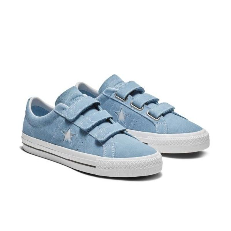 CONVERSE ONE STAR PRO 3V LIGHT BLUE 162519C