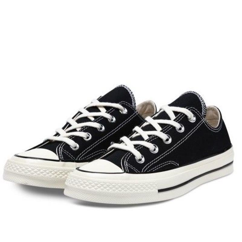 [CONVERSE]  CHUCK TAYLOR ALL STAR 1970`s LOW BLACK 162058C