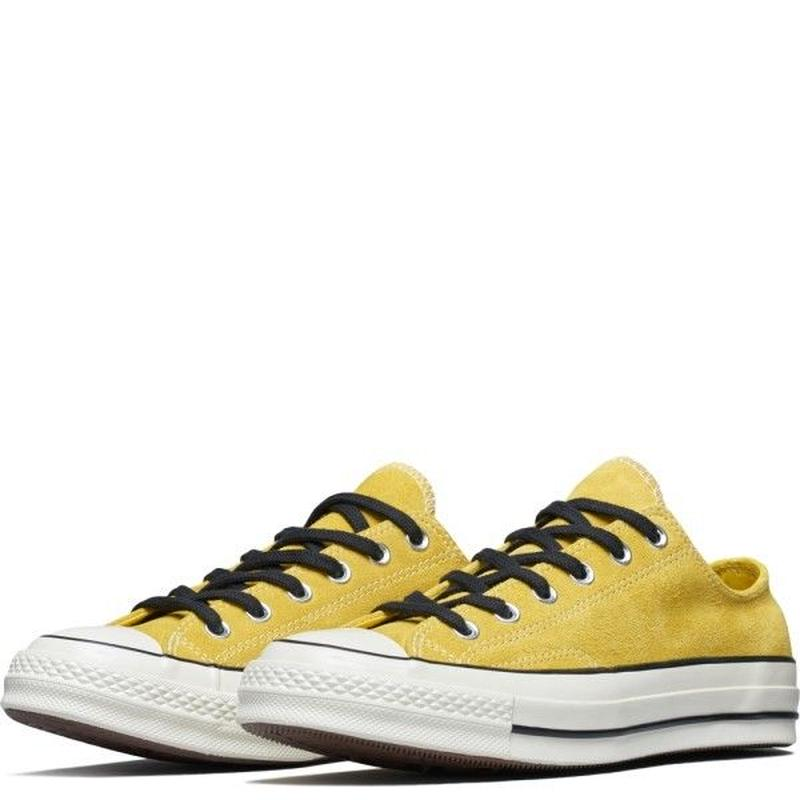 [CONVERSE] Chuck Taylor All Star 1970`S YELLOW SUEDE 163760C