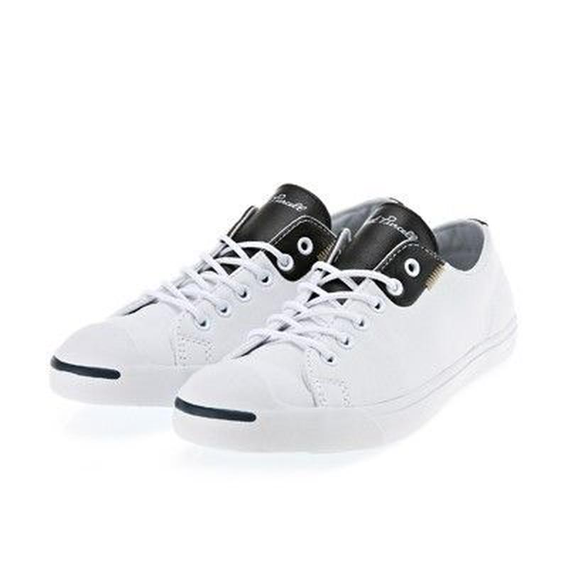 Jack Purcell LP L/S - White