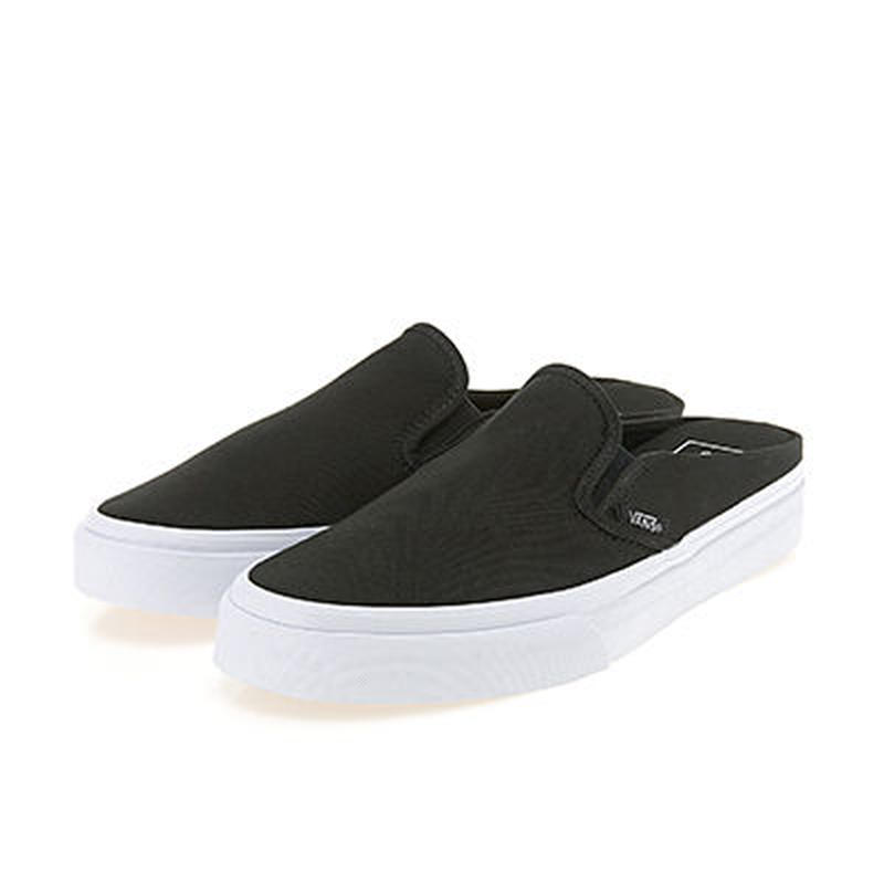 VANS CLASSIC SLIP-ON MULE BLACK