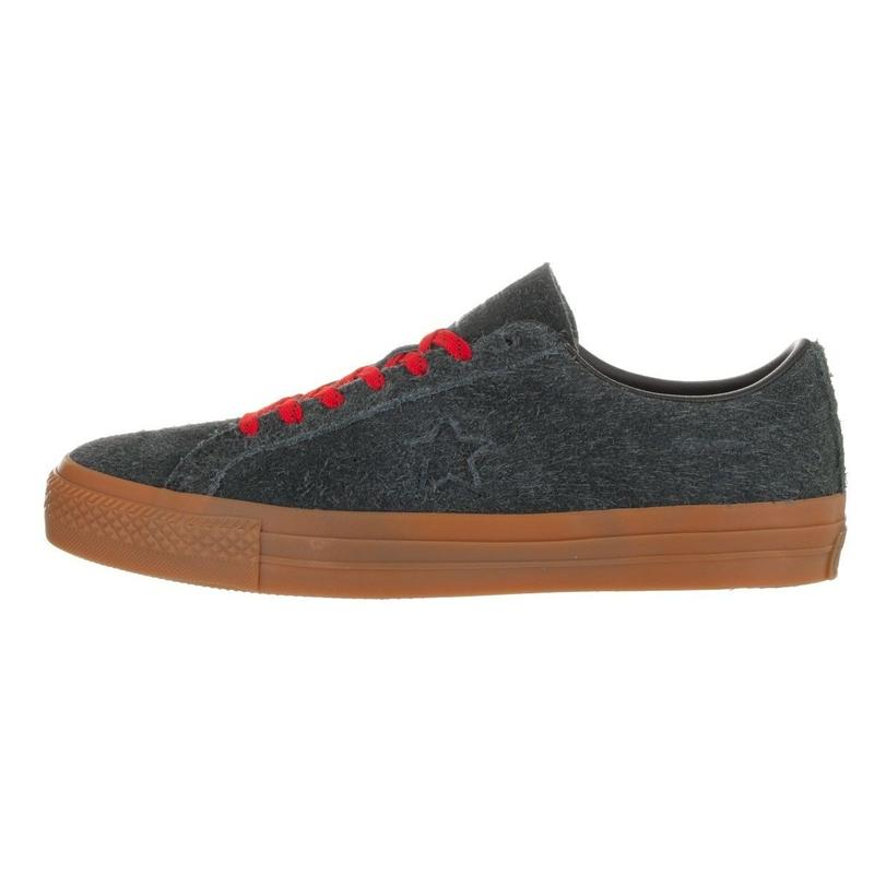(限定SALE!) ONE STAR PRO SUEDE LEATHER OX CHARCOAL 153482C