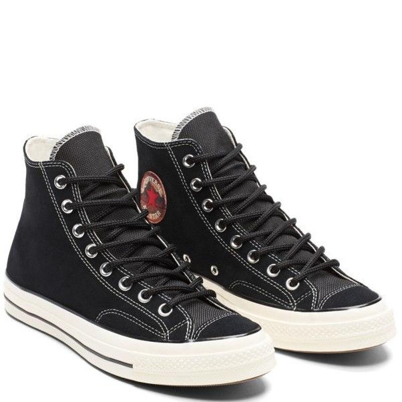 [CONVERSE] CHUCK TAYLOR ALL STAR 1970`s Hi Suede Black 162373C (税込み.送料無料)