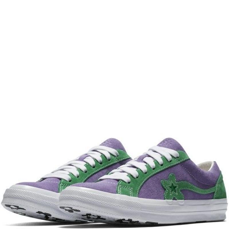 Converse One Star Golf Le Fleur OX Purple Heart 162128C