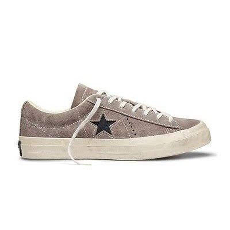 Converse X John Varvatos ONE Star Player Ox Suede STEEL GREY K147363