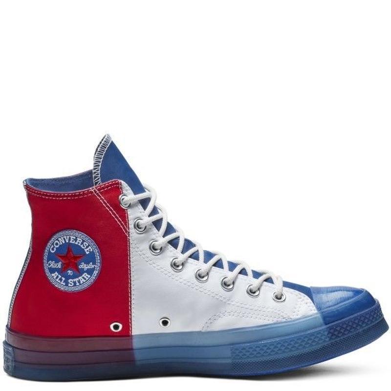 [CONVERSE] Chuck Taylor All Star 1970`S Translucent Midsole HI Converse Blue 163326C
