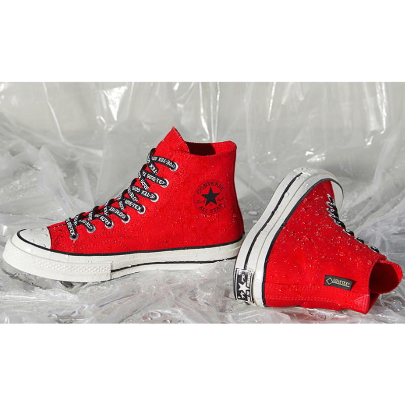 Chuck Taylor All Star 1970`s GORE-TEX® RED  163344C