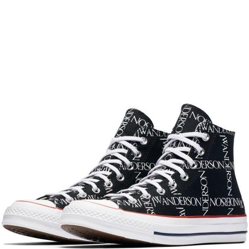 [CONVERSE] Chuck Taylor All Star 1970`s X JW ANDERSON BLACK 160807C