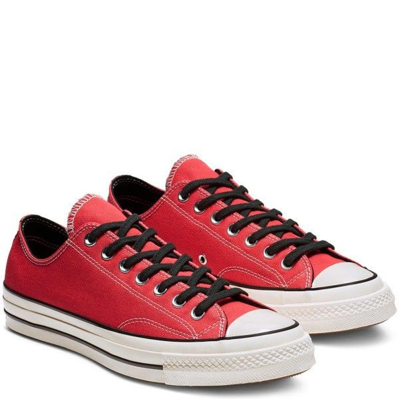 [CONVERSE] CHUCK TAYLOR ALL STAR 1970`s LOW SEDONA RED 163335C