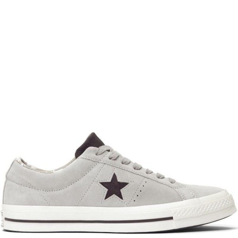 CONVERSE ONE STAR TROPICAL FEET LOW TOP Dark chocolate 160586C