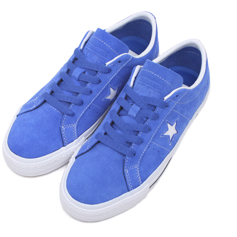 Converse One Star Pro Suede Royal Blue 159510C