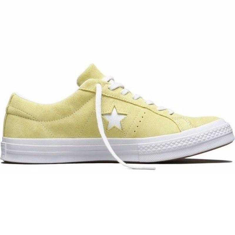 ONE STAR CLASSIC SUEDE Lemon Haze 158438C