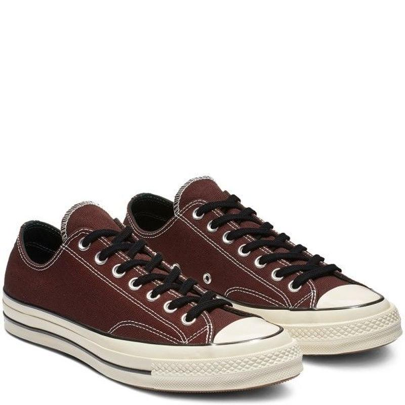 [CONVERSE] CHUCK TAYLOR ALL STAR 1970`s LOW Barkroot Brown 163334C
