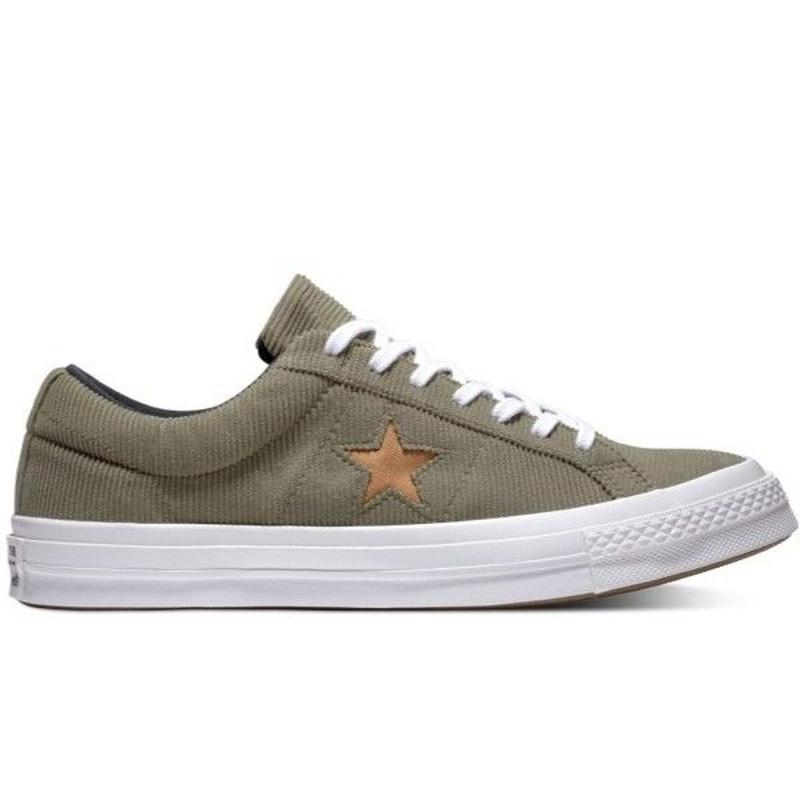 ONE STAR corduroy Medium Olive 161630C